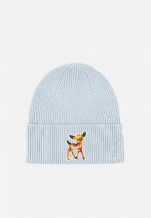 DEER BEANIE UNISEX - Berretto - pale blue