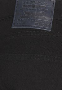 Levi's® Made & Crafted - LMC 511 - Slim fit jeans - lmc black rinse 1 - 6