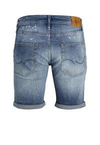 Jack & Jones - Denim shorts - blue denim - 3