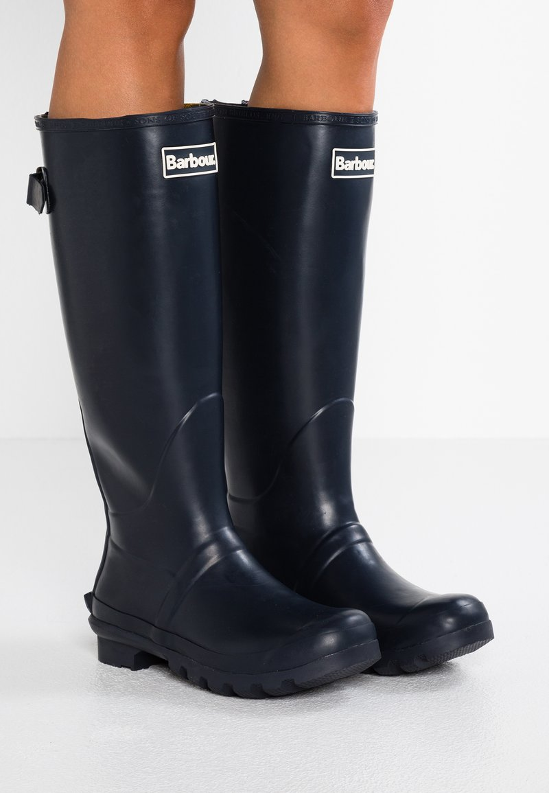 Barbour - JARROW - Wellies - navy