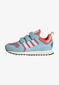 adidas Originals - ZX 700 SHOES - Trainers - pink - 0