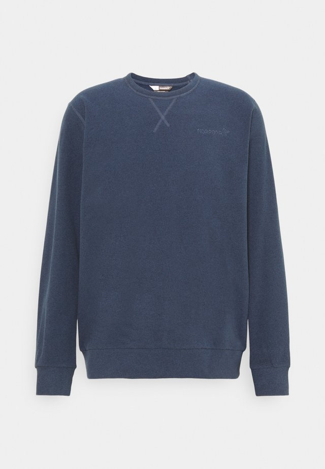 CREW NECK - Sweatshirt - indigo night