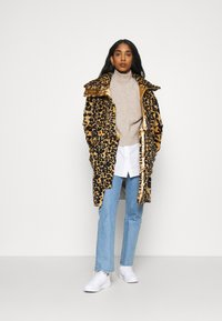 Jordan - JACKET - Classic coat - elemental gold/metallic gold - 1