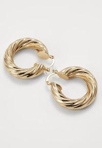 sweet deluxe - Orecchini - gold-coloured - 1
