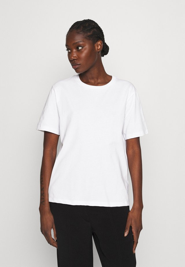 ROXIE TEE - T-shirt - bas - bright white