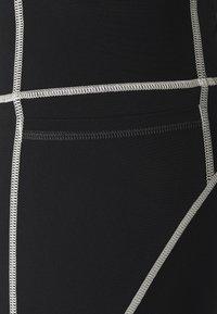 Sweaty Betty - SWEATY BETTY X HALLE BERRY VIVIAN SCULPT 7/8 LEGGINGS - Tights - black - 6
