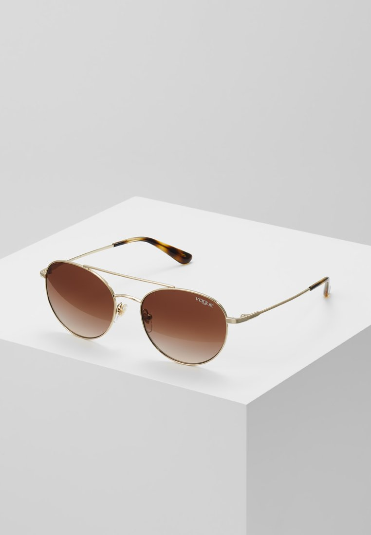 VOGUE Eyewear - Sunglasses - pale gold-coloured
