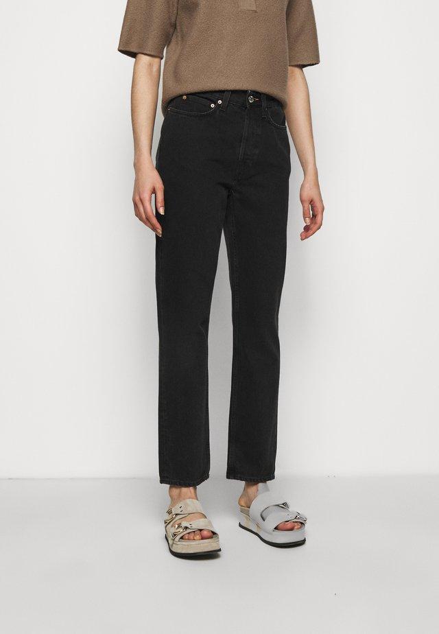 BILLY - Jeans straight leg - dark grey