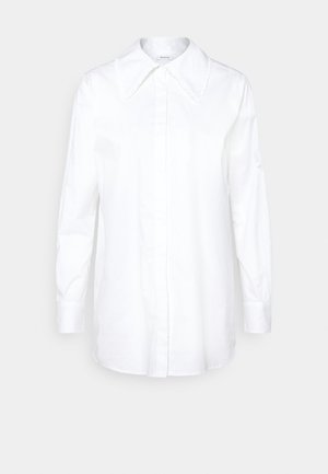 GODRICK - Button-down blouse - off white