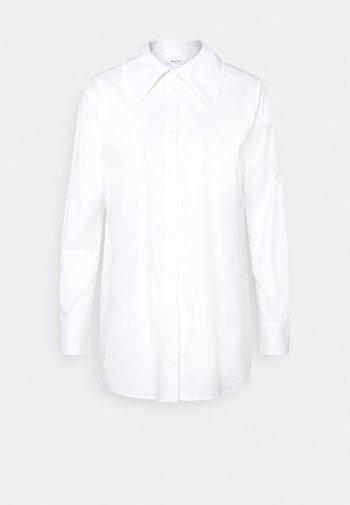 GODRICK - Button-down blouse - off white