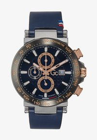 Gc Watches - Hodinky se stopkami - silver-coloured/blue - 1