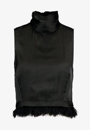 ZALANDO X NA-KD - Bluzka - black