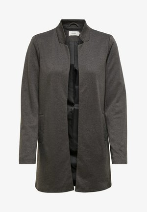ONLSOHORUBY SPRING COAT CC OTW - Manteau court - dark grey melange