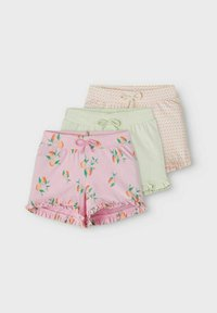 Name it - 3 pack - Shorts - ambrosia - 4