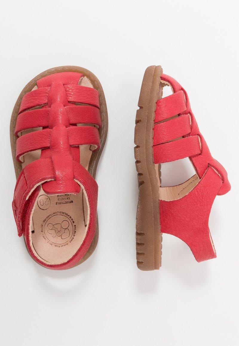 POLOLO - FIESTA - Sandály - rot