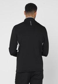 Puma Golf - ROTATION - Funkční triko - black heather - 2