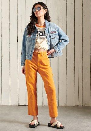 BOYFRIEND  - Veste en jean - brawley light blue