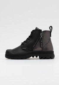 Palladium - PAMPA ZIP ROCK - Lace-up ankle boots - black - 0