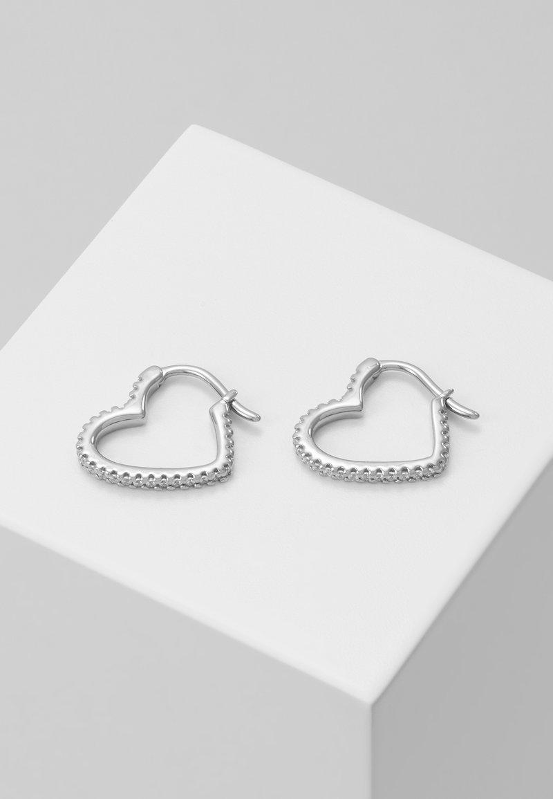 Michael Kors - PREMIUM - Earrings - silver