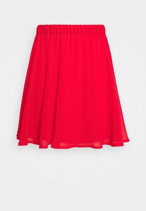 Pamela Reif x NA-KD CIRCLE SKIRT - A-line skirt - red