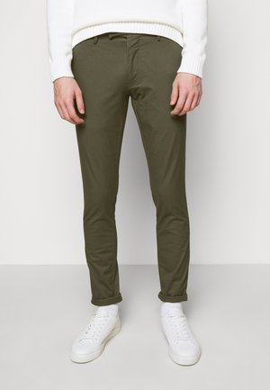 TAILORED PANT - Chinos - expedition olive