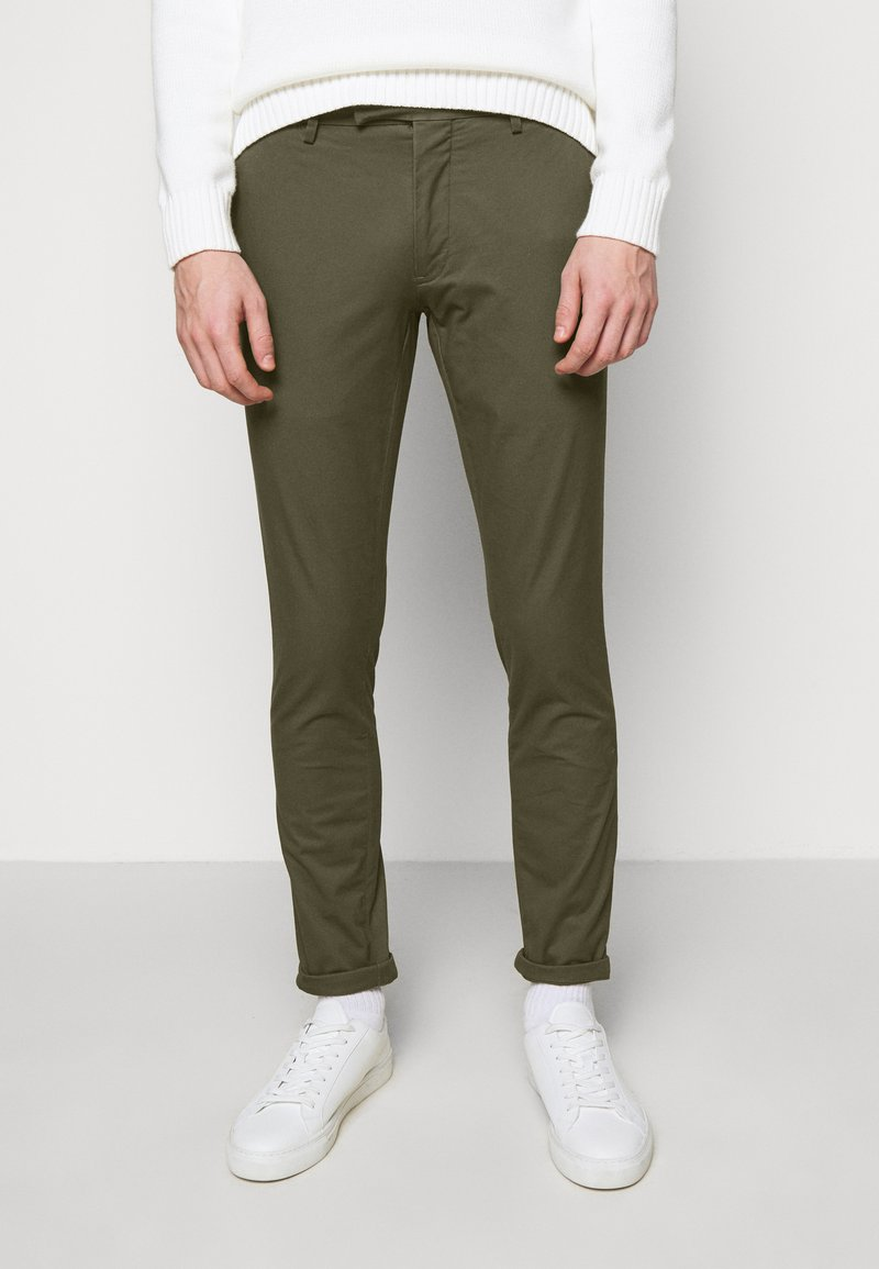 Polo Ralph Lauren - TAILORED PANT - Chino - expedition olive