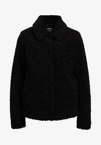 WE Fashion - Fleece jacket - black - 5