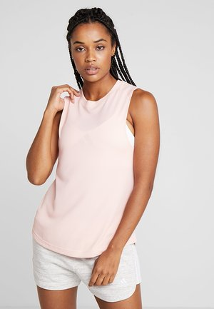 PERF TANK - Topper - pink