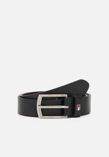 KIDS BELT UNISEX - Belt - black