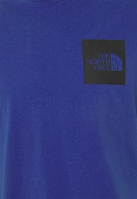 The North Face - FINE TEE - T-shirts med print - blue - 6