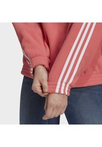 adidas Originals - FLEECE HZ - Fleecetröja - hazy rose - 5