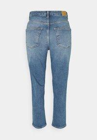 Gina Tricot Petite - NEELA - Straight leg jeans - indigoblue - 1