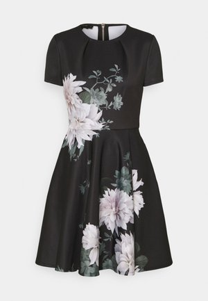 LUICY - Day dress - black