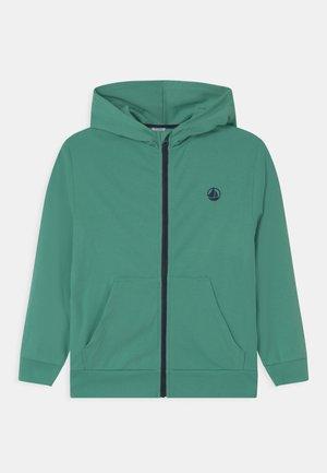 MAIL ZIP UP HOODIE - Zip-up hoodie - aloevera