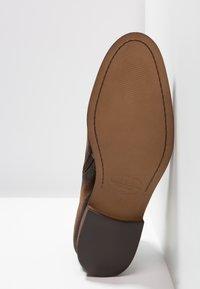 Brett & Sons - Kotníkové boty - baby cognac - 4