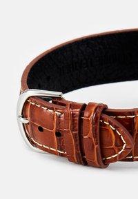 Casio - Watch - brown/silver-coloured - 5