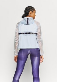 Under Armour - RUN ANYWHERE ANORAK - Giacca da corsa - isotope blue - 2