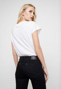 G-Star - LYNN MID SUPER SKINNY  - Jeans Skinny Fit - pitch black - 3