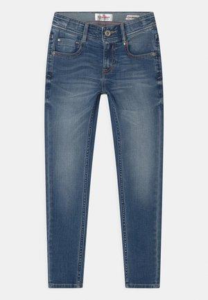 ANZIO BLUE - Skinny džíny - cruziale blue
