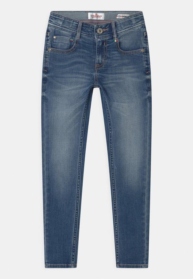 ANZIO BLUE - Jeans Skinny Fit - cruziale blue