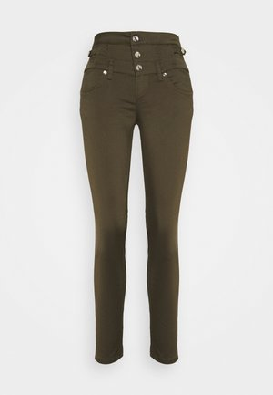 RAMPY  - Trousers - army green