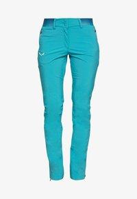 Salewa - PEDROC  - Outdoor trousers - ocean - 5