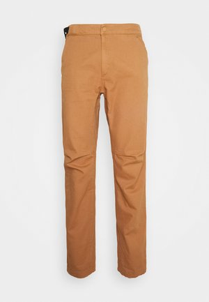 DOME PANT - Outdoorové kalhoty - timber tan