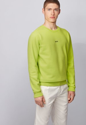 WEEVO - Sweatshirt - yellow