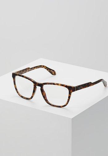 HARDWIRE  BLUE LIGHT - Sunglasses - tort/clear