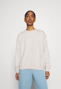 Monki - Sweatshirt - light beige - 0