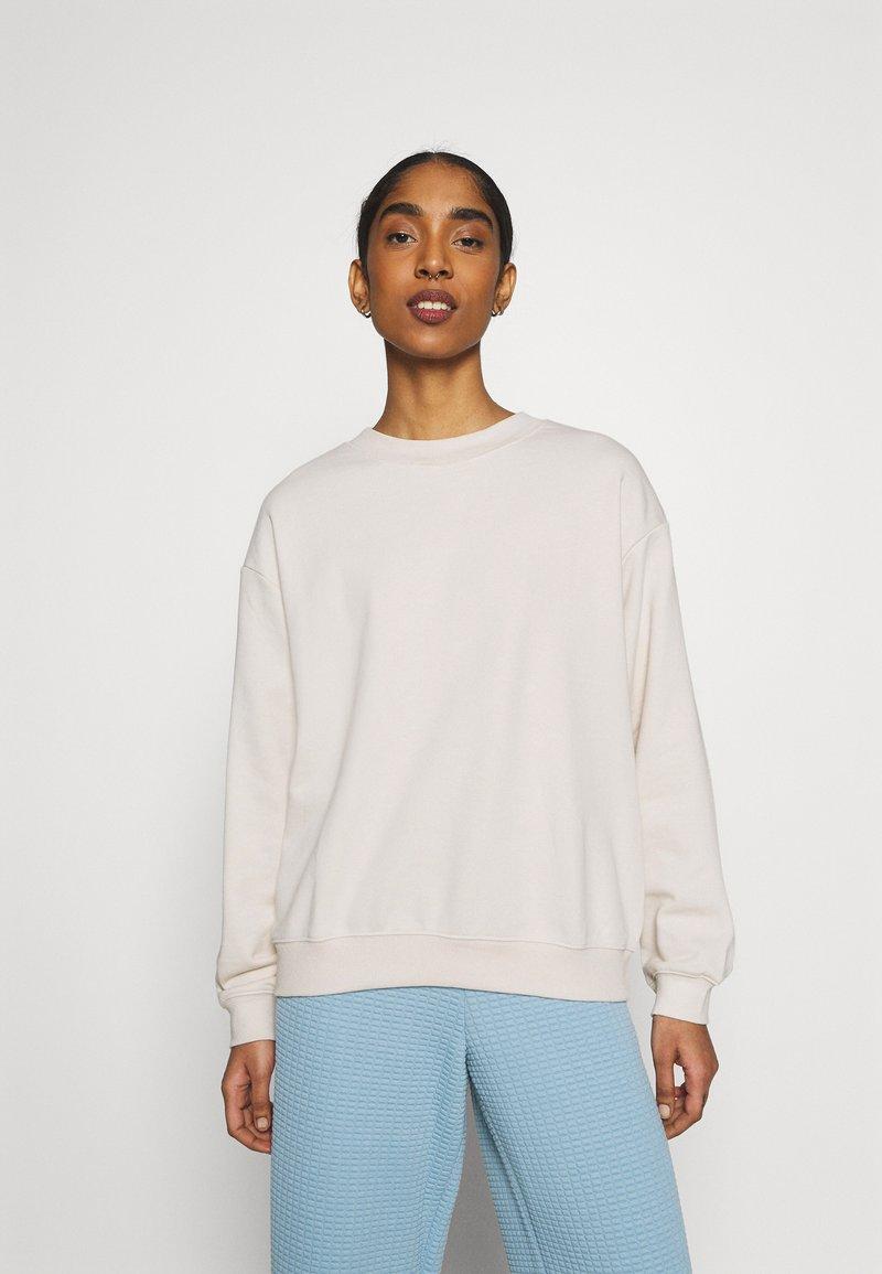 Monki - Sweatshirt - light beige