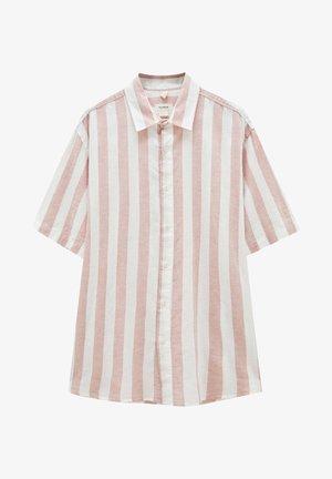 MIT STREIFEN - Košile - pink
