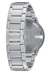 Emporio Armani - Ure - silver-coloured - 2