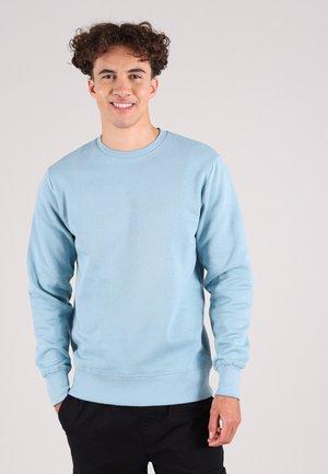 THE OG ORGANIC - Sweater - light blue